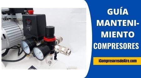 guia de mantenimiento de compresores de aire