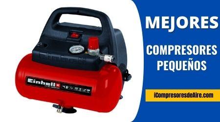 Los Mejores Compresores de Aire Pequeños
